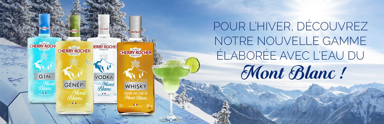Cherry-Rocher, gamme Mont Blanc