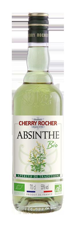 Certified AB Organic Absinthe - Cherry Rocher