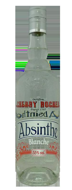 Absinthe blanche sérigraphie - Cherry Rocher
