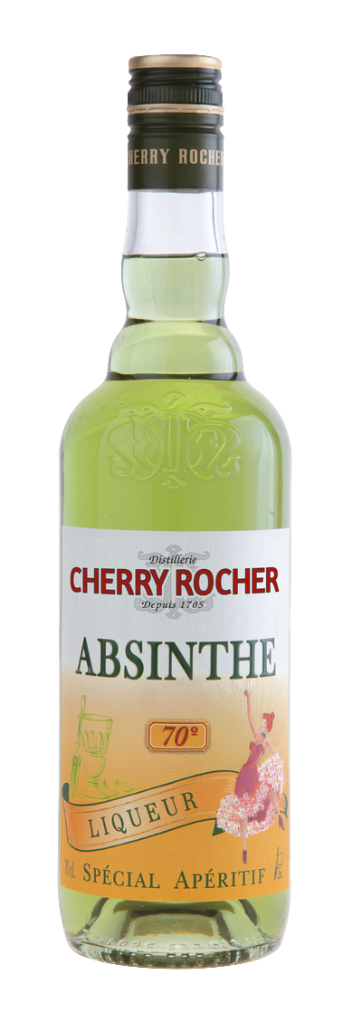 Absinthe Liqueur - Cherry Rocher