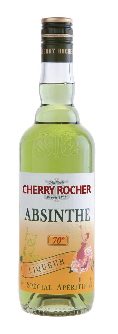 Liqueur d'Absinthe - Cherry Rocher