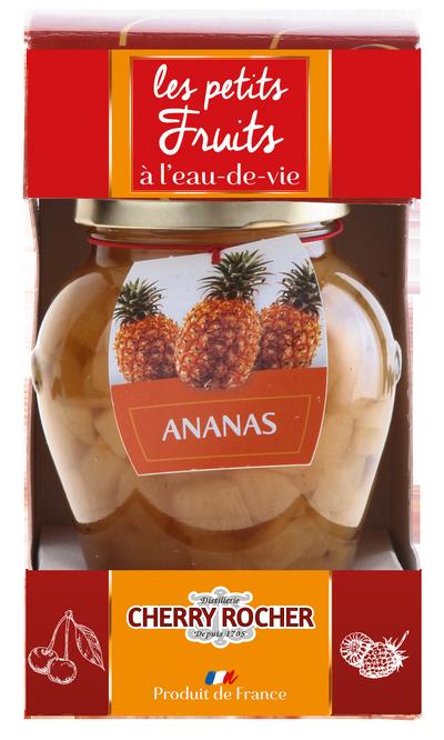 Ananas - Cherry Rocher
