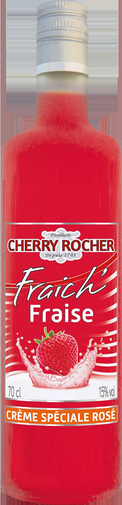 Fraich' Strawberry - Cherry Rocher