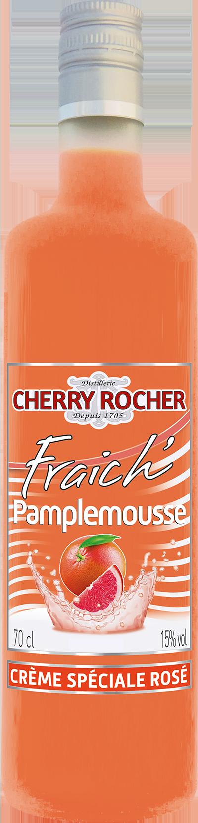 Fraich' Pamplemousse - Cherry Rocher