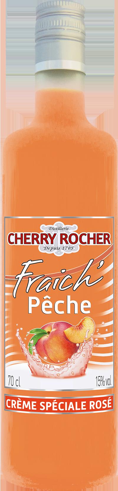 Fraich' Peach - Cherry Rocher