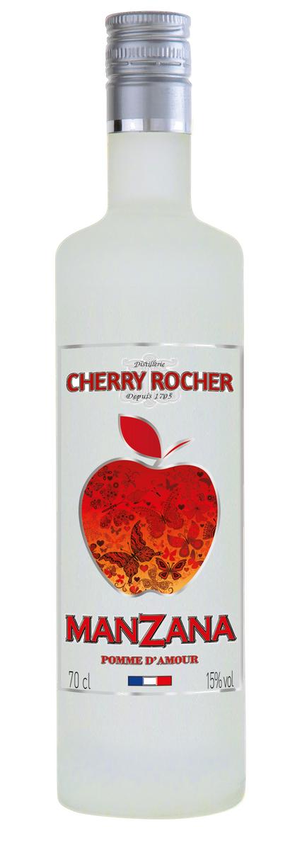 Manzana pomme d'amour - Cherry Rocher