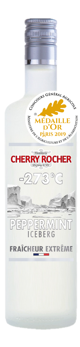 Peppermint Blanc Iceberg -273 - Cherry Rocher