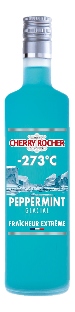 Peppermint Bleu Glacial – 273 - Cherry Rocher