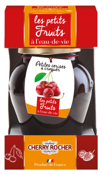 Snack Little Cherries - Cherry Rocher