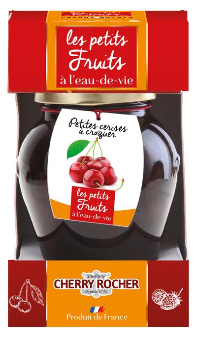 Petites Cerises à Grignoter - Cherry Rocher