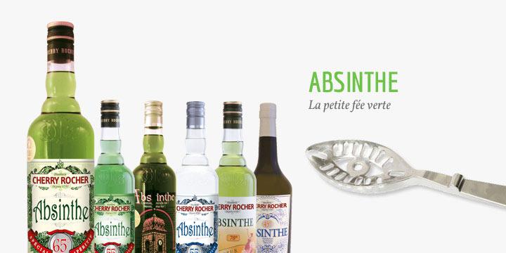 Absinthe Fée verte