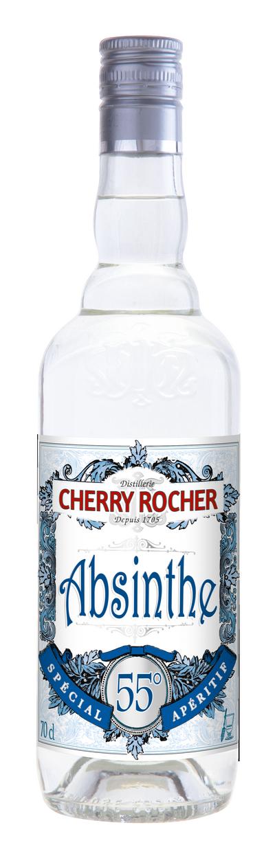 Absinthe blanche - Cherry Rocher