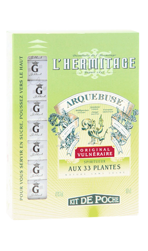 Kit Arquebuse de l'Hermitage 10cl - Cherry Rocher
