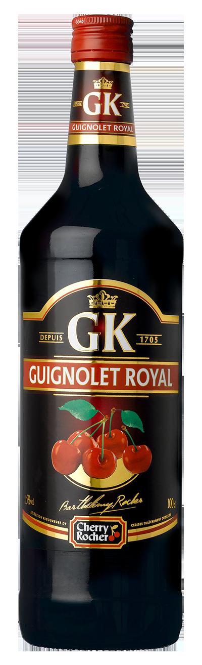 Guignolet Royal - Cherry Rocher
