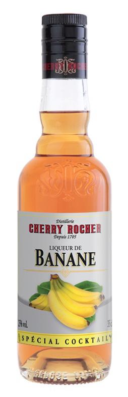 Banane / Banana - Cherry Rocher