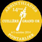 Médaille des Absinthiades