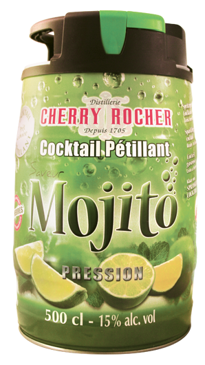 how to make 5l of mojito