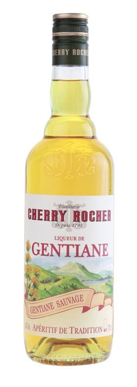 Gentiane sauvage - Cherry Rocher