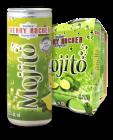 Mojito : pack de 4 canettes Cherry Rocher