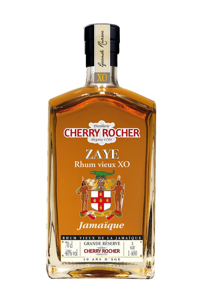 Rhum XO Zaye – Jamaïque - Cherry Rocher