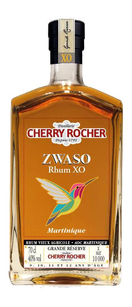 Rhum XO Zwazo – Martinique - Cherry Rocher