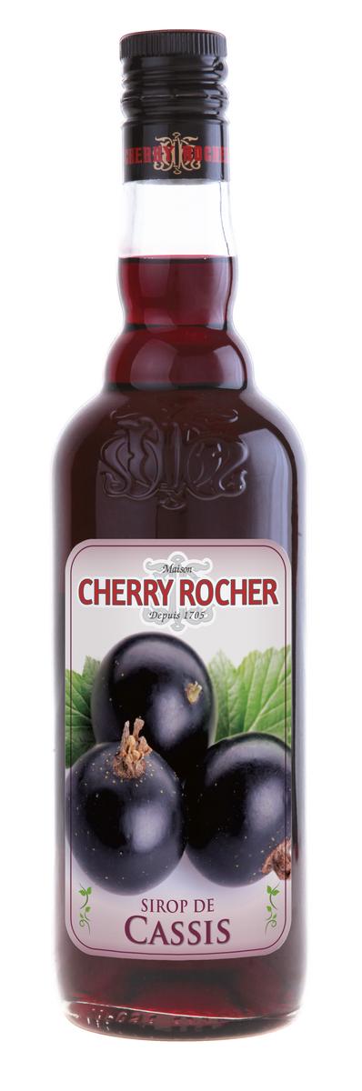 Blackcurrant - Cherry Rocher