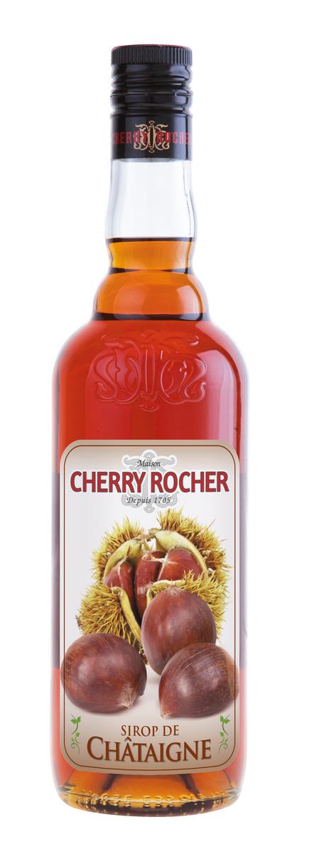 Châtaigne / Chestnut - Cherry Rocher