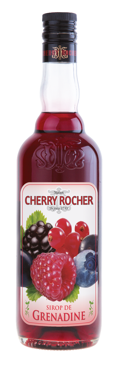 Grenadine - Cherry Rocher