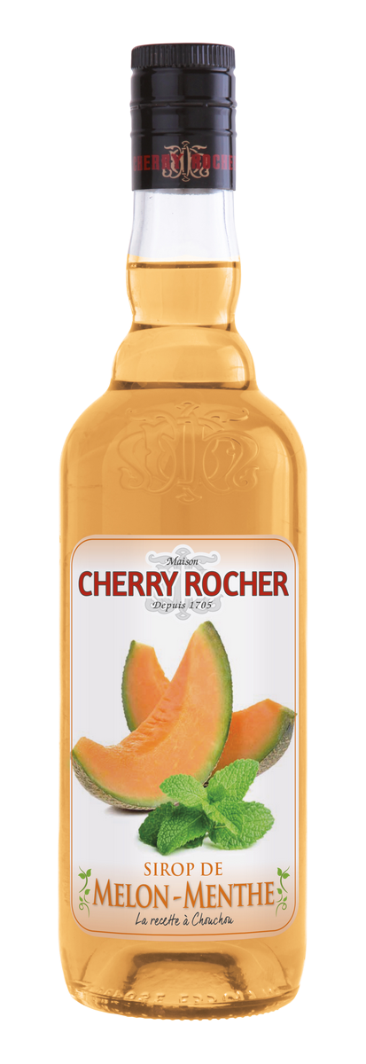 Melon menthe - Cherry Rocher