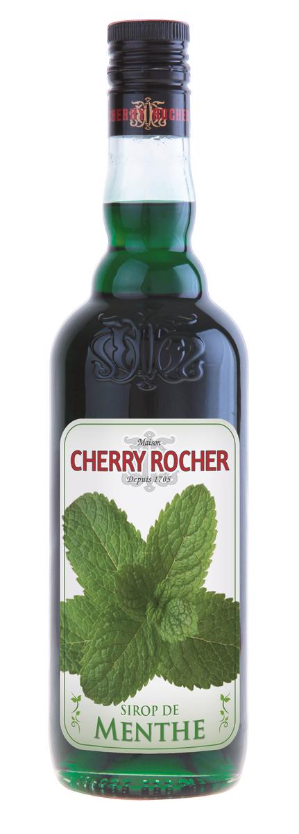Menthe - Cherry Rocher