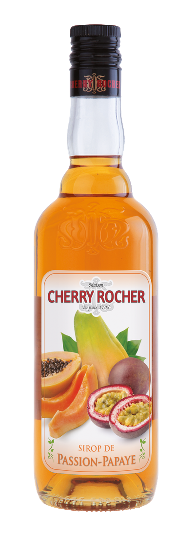 Passion papaye - Cherry Rocher