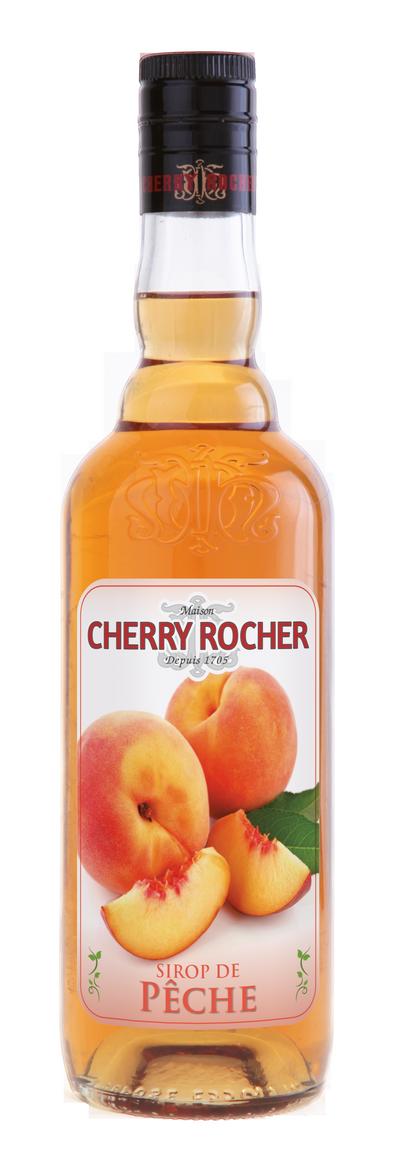 Peach - Cherry Rocher