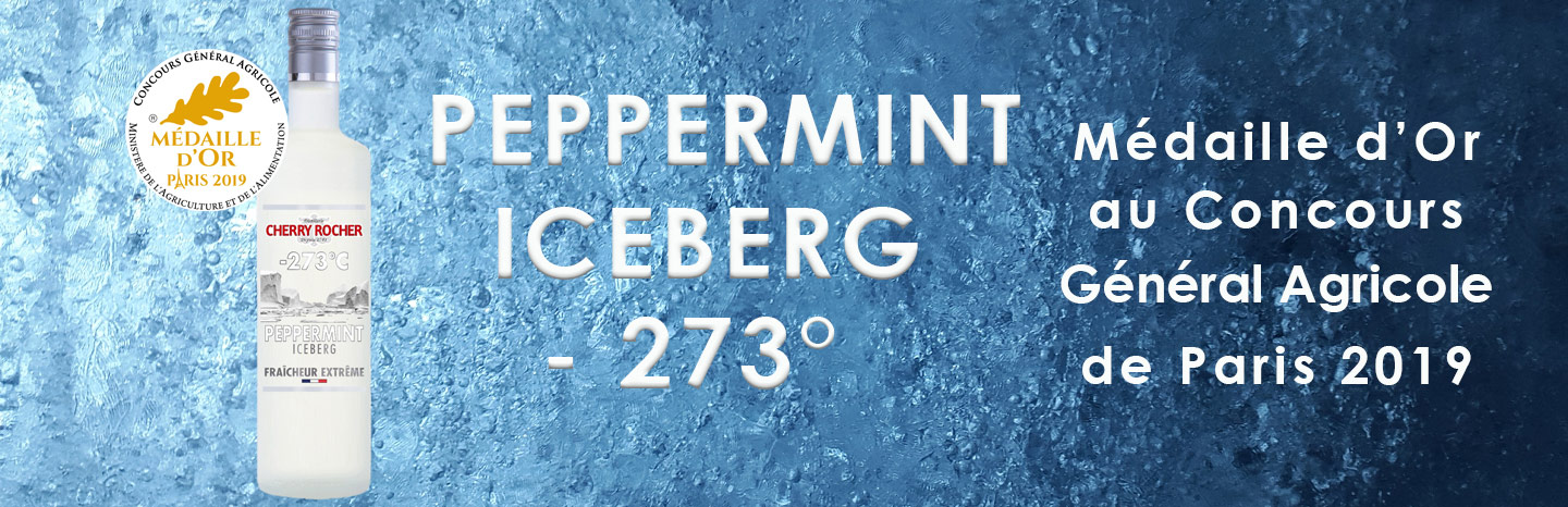 Peppermint Iceberg