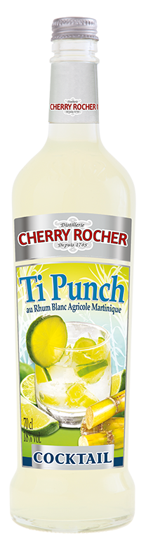 Ti punch - Cherry Rocher