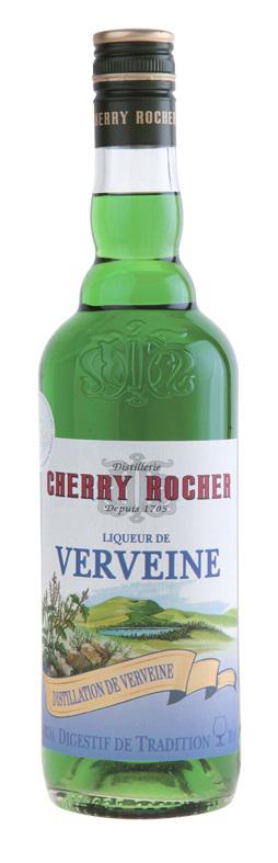 Verveine - Cherry Rocher