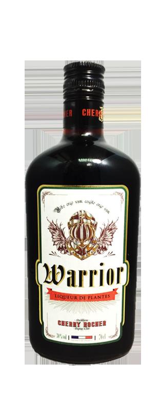 Warrior / Alpenshelter - Cherry Rocher
