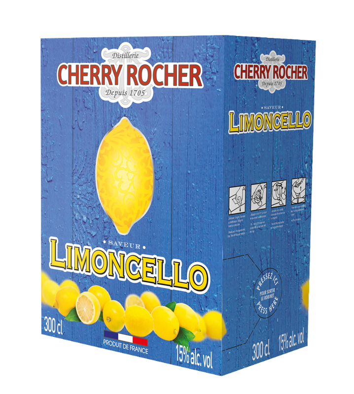 Limoncello BIB - Cherry Rocher