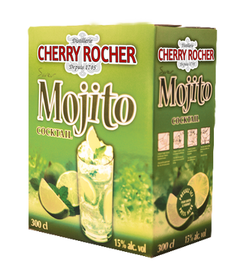 Mojito Bag-in-Box - Cherry Rocher