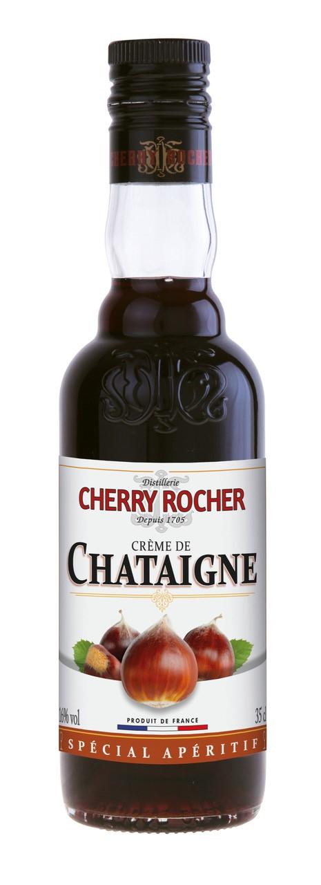 Crème de Châtaigne / Chestnut Liqueur - Cherry Rocher