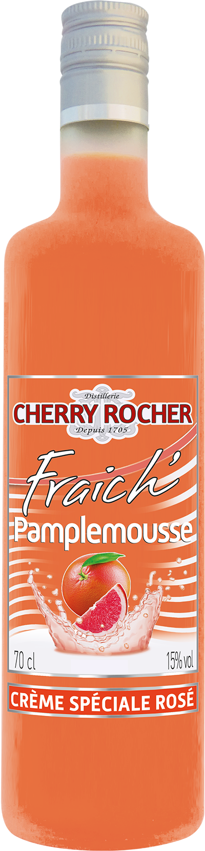 Fraich' Pamplemousse - Cherry Rocher