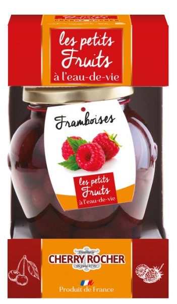 Framboises / Raspberry - Cherry Rocher