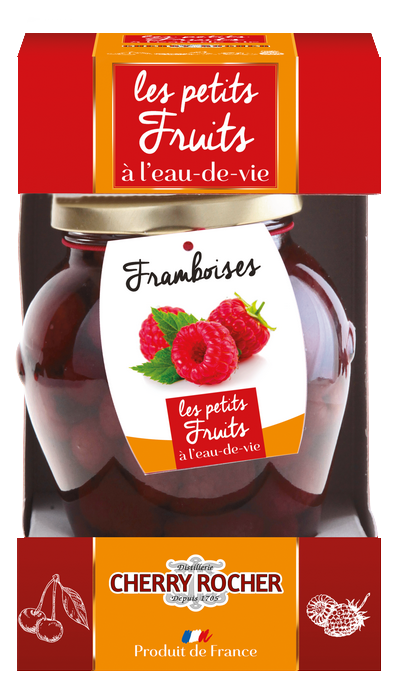 Framboises - Cherry Rocher