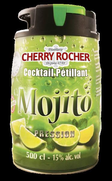 Mojito keg 5 l - Cherry Rocher