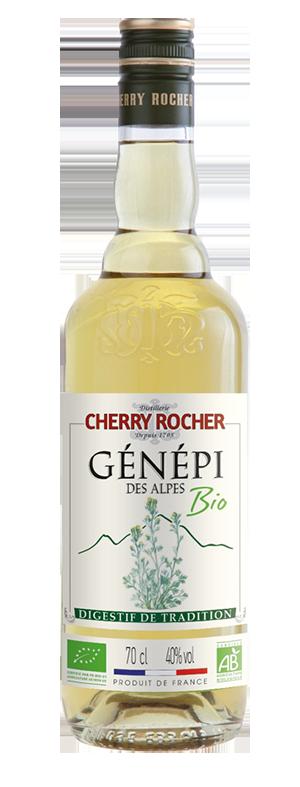 Génépi Bio certifié AB - Cherry Rocher