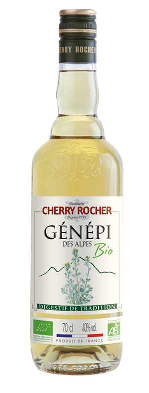 AB Certified Organic Genepi - Cherry Rocher