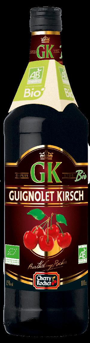 Organic Guignolet Kirsch - Cherry Rocher