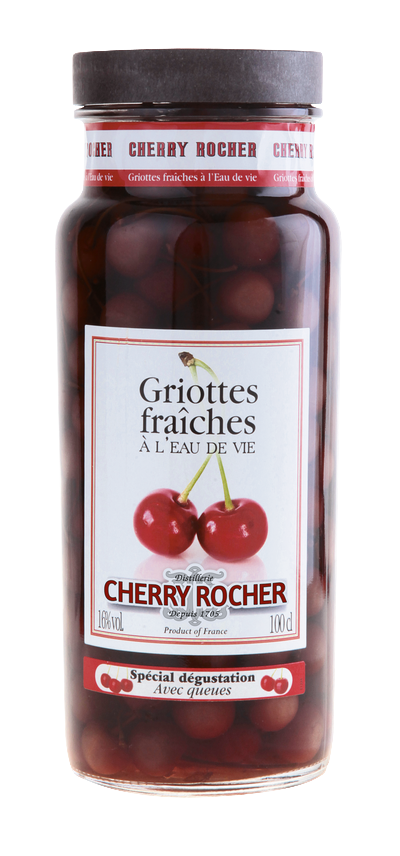 Longstems Montmorency Cherries - Cherry Rocher
