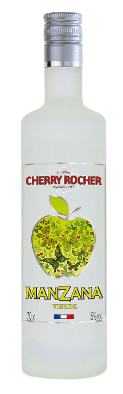 Manzana Verde - Cherry Rocher