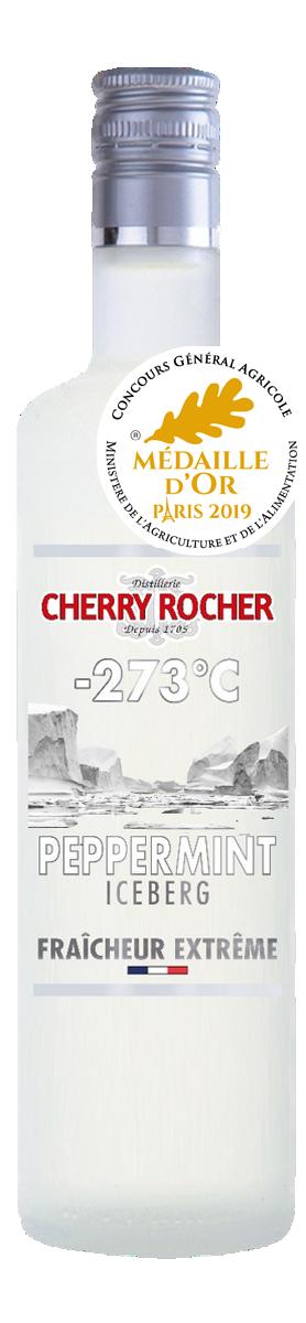 Peppermint White Iceberg -273 - Cherry Rocher