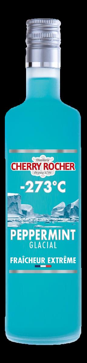 Peppermint Blue Glacial -273 - Cherry Rocher